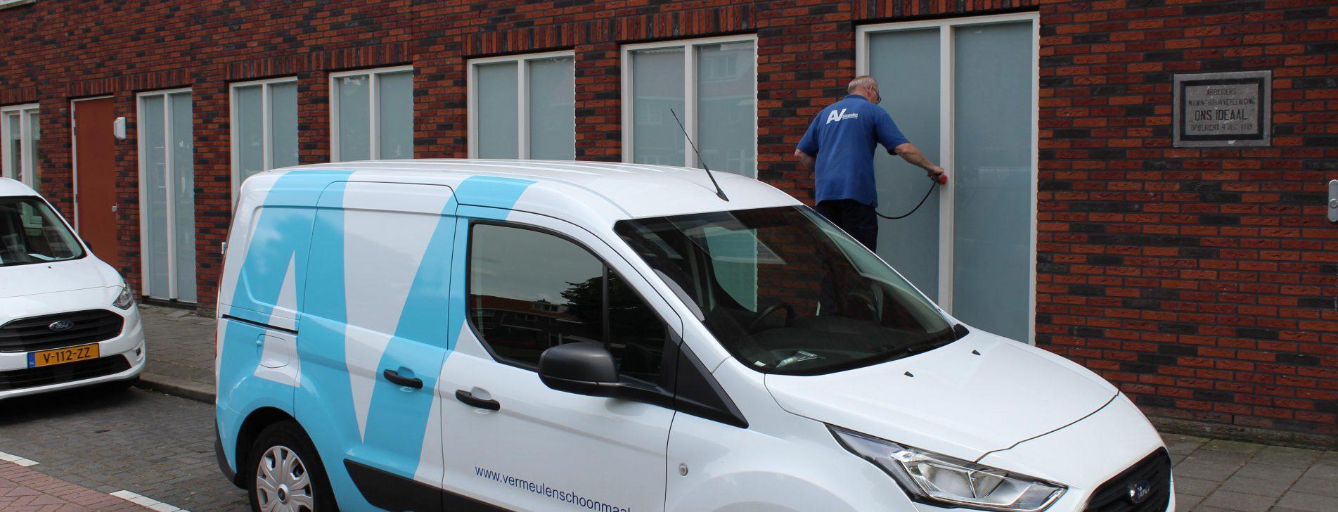 A. Vermeulen Schoonmaakbedrijf B.V. maakt het schoon - Klantvriendelijk en oplossingsgericht !
